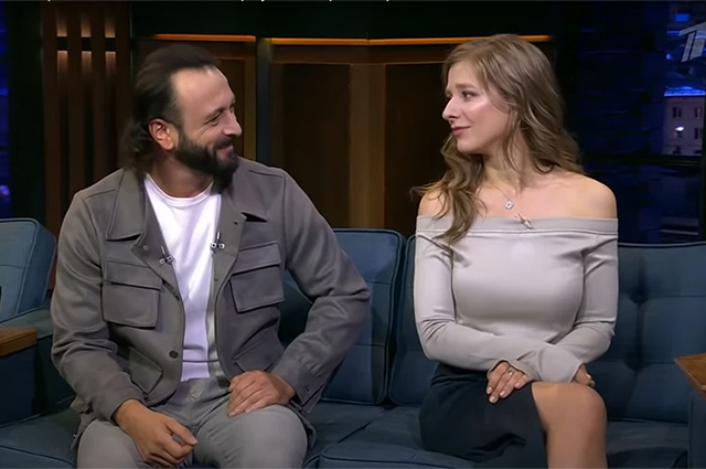 Лиза Арзамасова и Илья Авербух впервые вышли в свет как пара и рассказали о своем романе Звездные пары