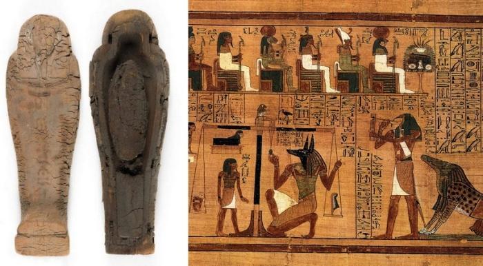 Невероятные находки: самый маленький гроб со времен древнего Египта
