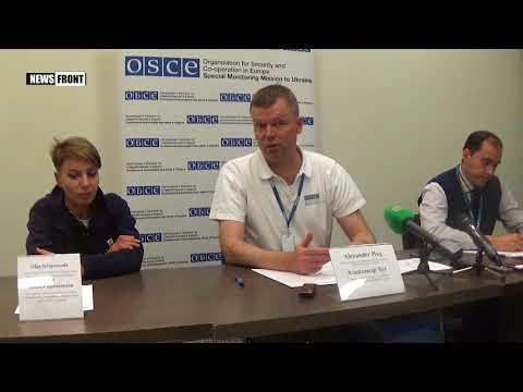 Хуг: ОБСЕ подтверждает 400 погибших и раненных среди мирного населения на Донбассе в 2017 году