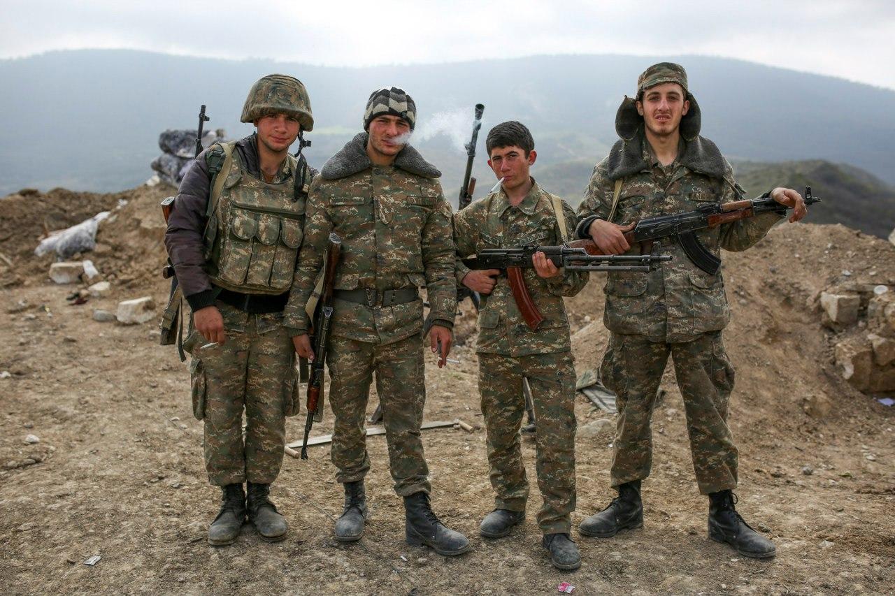 ролик азербайджана в карабахе