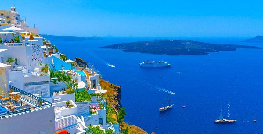 Греческие острова просят Евр…