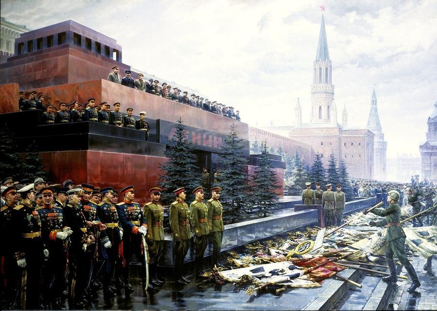 Чем нам грозит попытка оболгать на либеральный лад нашу Победу россия