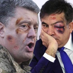 Соловьев угорает над Саакашвили! Вы упадете со смеху!))