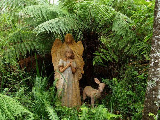 Бруно Торфс и его воплощение сказки искусство,ландшафтный дизайн,парковая архитектура,сад