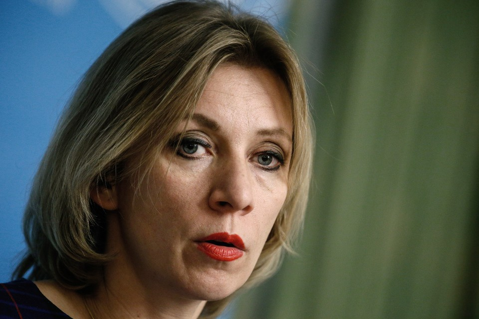 Захарова напомнила Болтону об отмене рабства