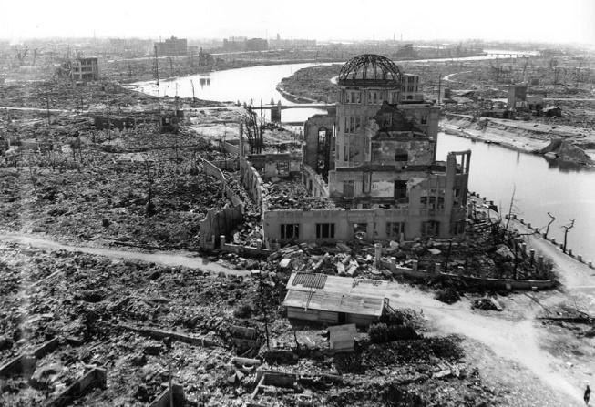 Почему США сбросили бомбы именно на Хиросиму и Нагасаки