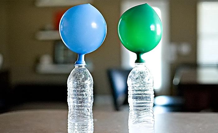 Волшебный способ надуть воздушный шарик: Эксперимент, который понравится детям и взрослым