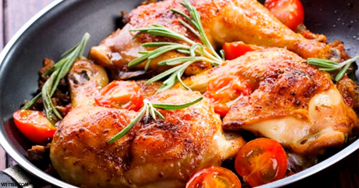 Прекратите сдирать с курицы …