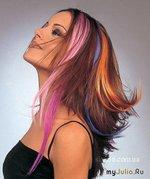 Окраска без вреда для волос