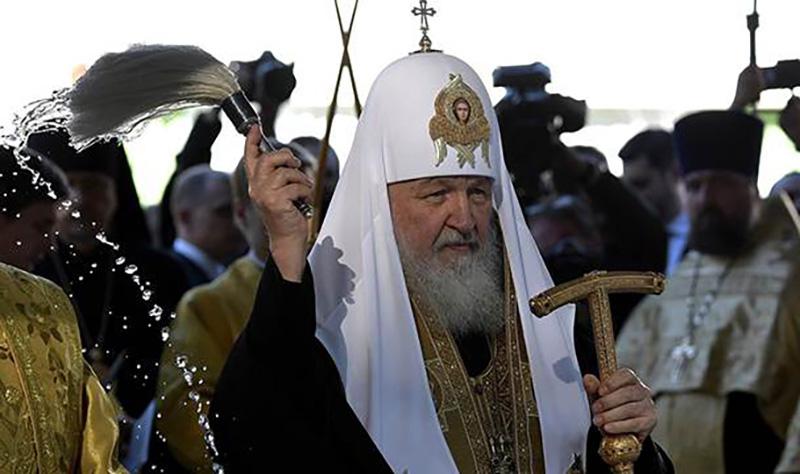 Патриарху Кириллу присвоили …