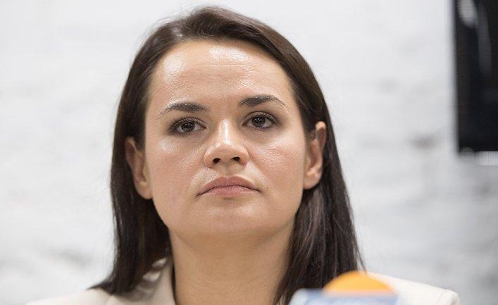 Bloobmerg : Владимир Путин и Светлана Тихановская - в списке «главных людей» 2020 года
