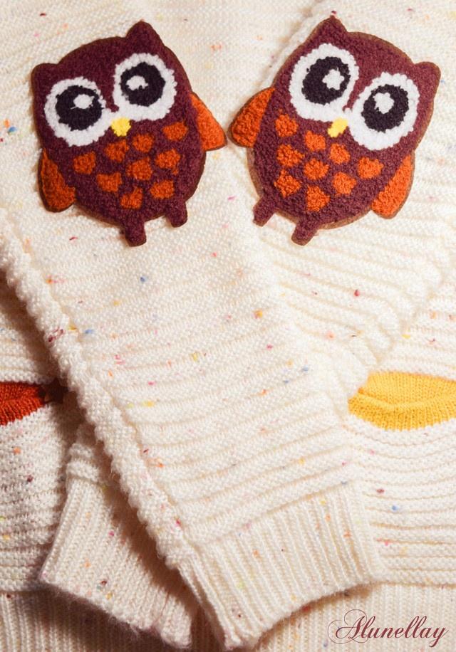 Нескучные идеи для теплых свитеров