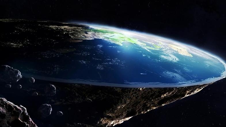 Сторонники плоской Земли отправились в кругосветное плавание
