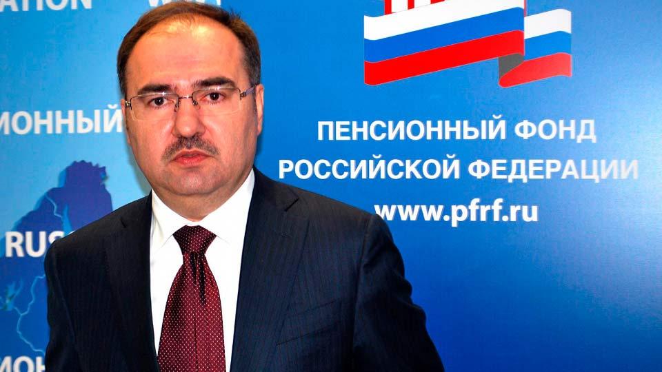 Глава ПФ Дроздов обнадежил п…