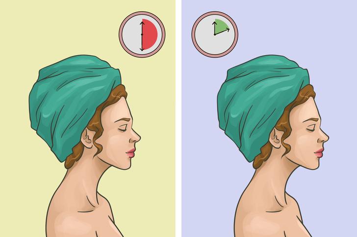 15 ошибок, которые мы все допускаем, когда пользуемся феном (Сушить волосы снизу вверх — плохая идея)