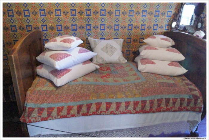 Раньше подушки считались символом изобилия / Фото: nnosov.ru