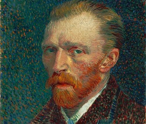 Золотые картины Ван Гога