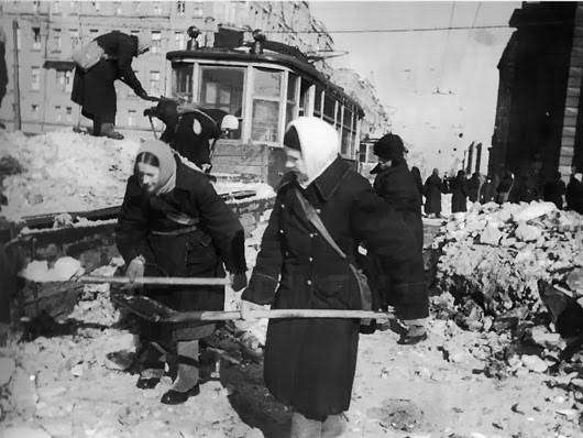 Блокада Ленинграда–рассекреч…