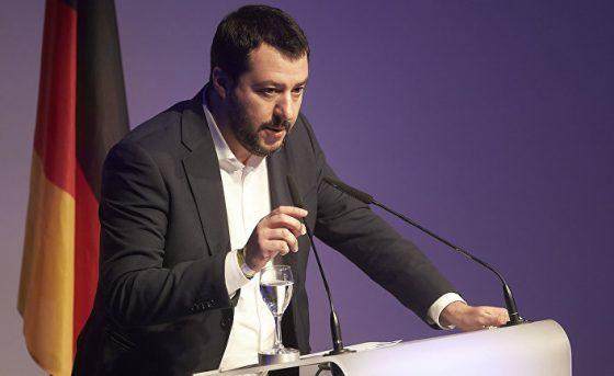 Лидер правой итальянской партии заявил о вреде политики Меркель для Италии