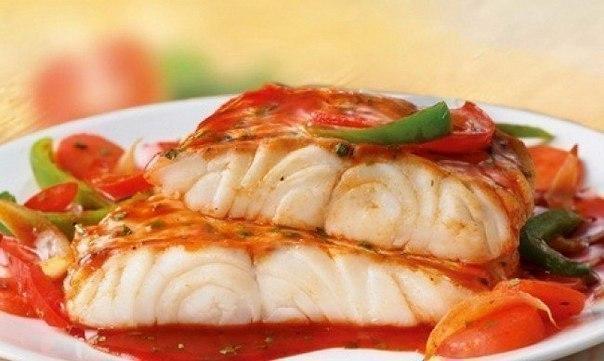 Запекаем вкусно рыбу — 5 быс…