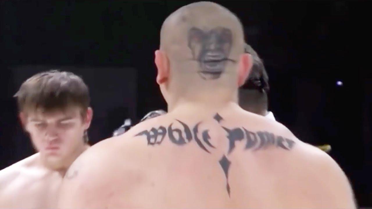 19-летний новичок вышел на ринг и наказал ММА-профи культура