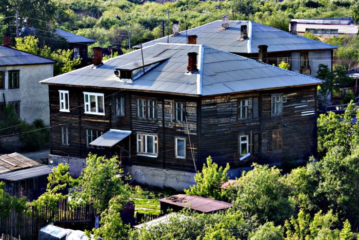 История появления деревянных советских бараков