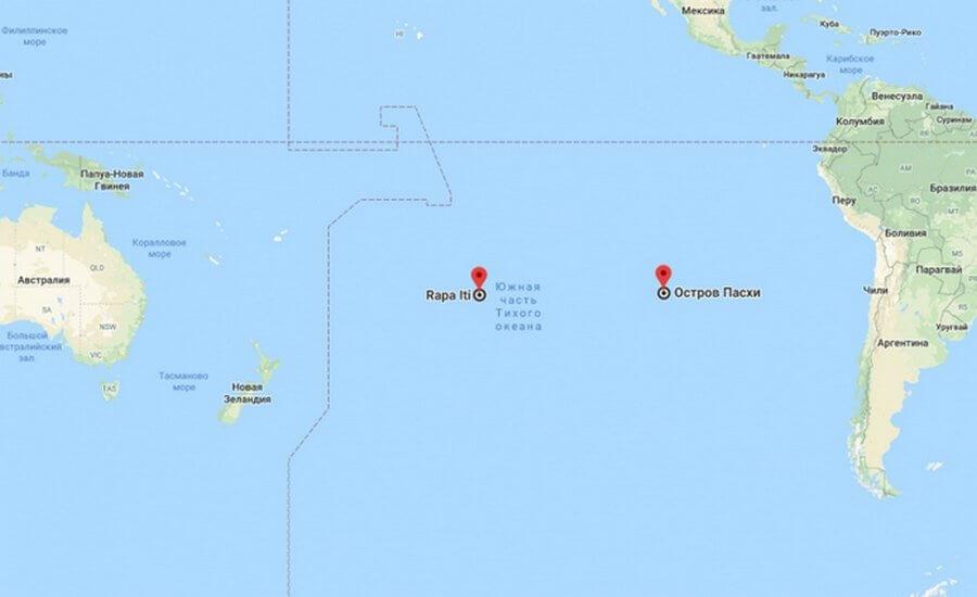 Остров Пасхи: история одного апокалипсиса