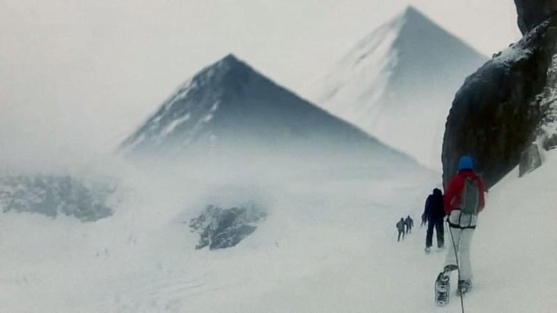 Скрытые пирамиды в Антарктике история, пирамиды, тайны
