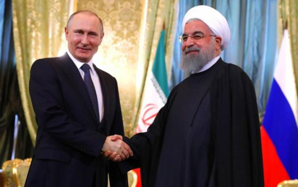 Месть за Шайрат: Россия и Ир…
