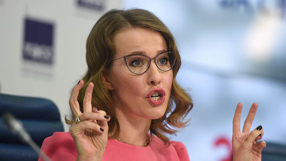 Депутаты изСевастополя обратились вЦИКспросьбой снять Собчак свыборов