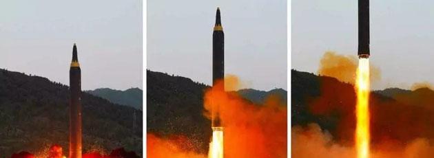 США заподозрили, что у ракет КНДР украинские двигатели