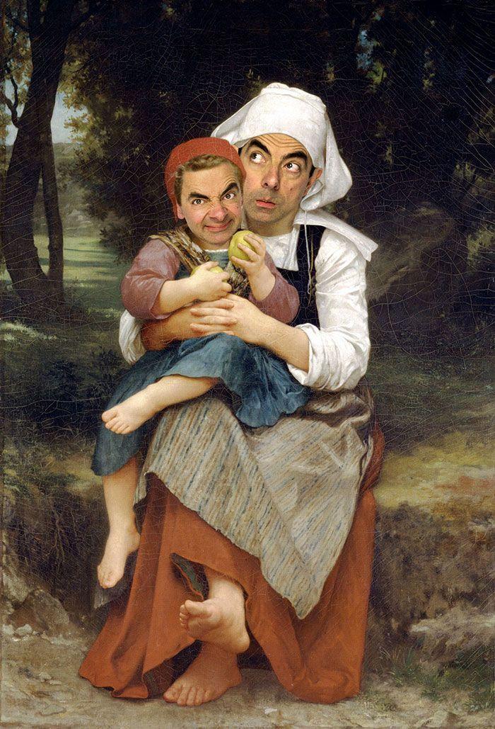 Картинки классические братья