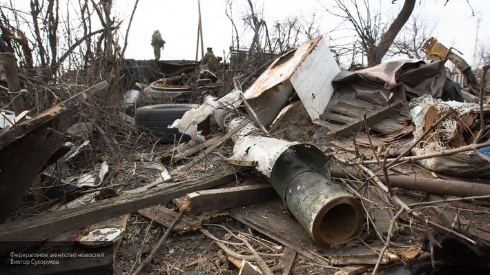 Сводка, Донбасс: ВСУ вновь схлестнулись с «правосеками»