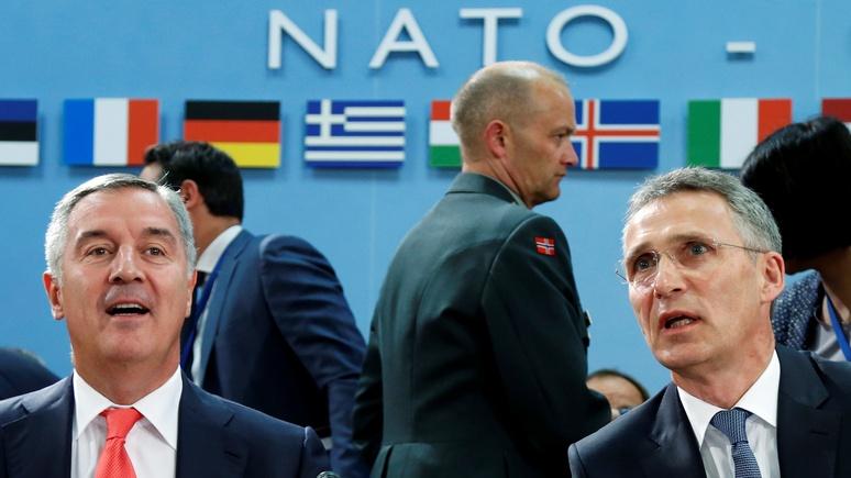 Junge Welt: Черногория спешит стать «залогом» в геополитической игре НАТО