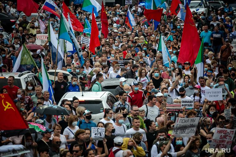 В 2021 году в России ждут повторения белорусского сценария.