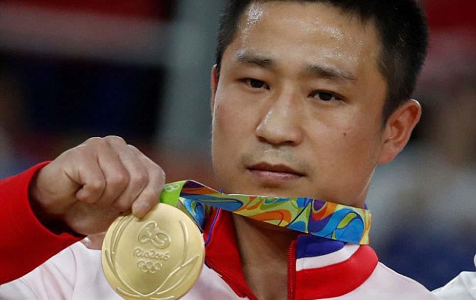 Словил Макконахи: самый грустный золотой медалист Олимпиады в Рио скоро поедет обратно в Северную Корею