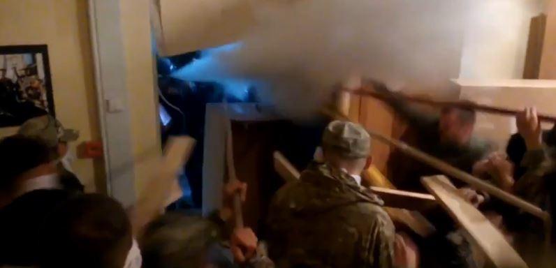Штурм штаба ОУН в Киеве