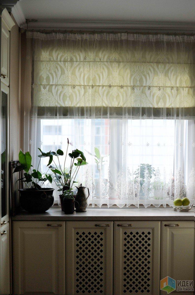 А вот шторы, которые не заметили :)