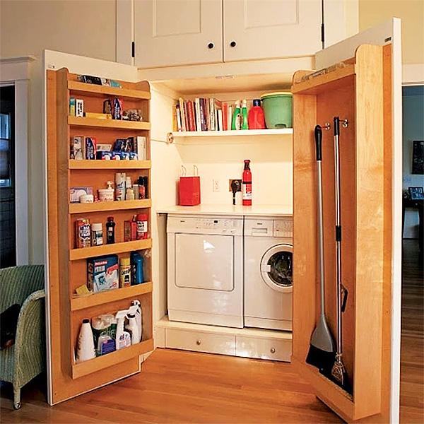 Обустраиваем кладовку в квартире — рекомендации по расположению и наполнению