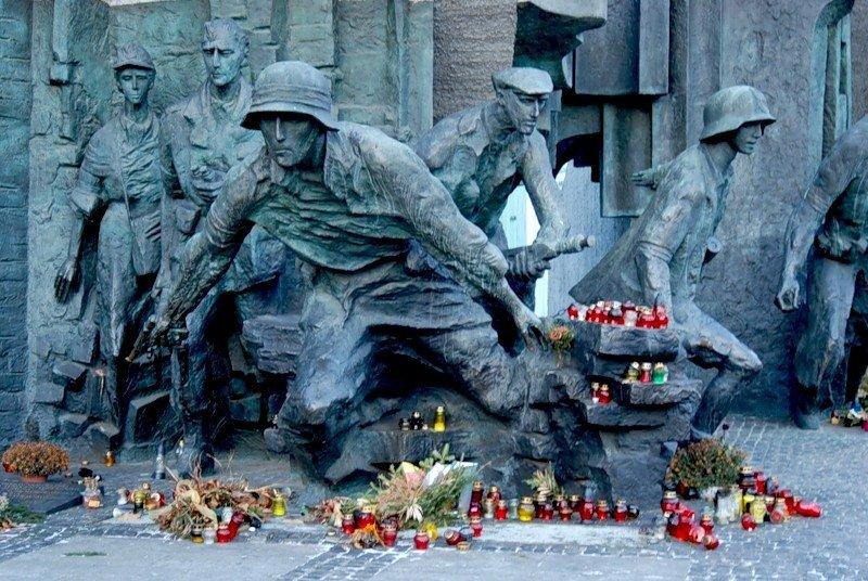 Александр Неукропный: Варшавское восстание: почему поляки обвинили в своем провале Сталина новости,события, политика