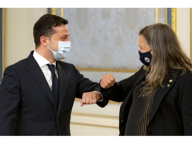 Украину зачищают ради «козыря в рукаве»? украина