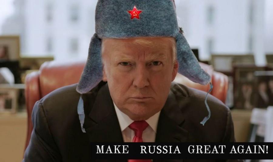 В Пентагоне и Госдепе США вообще есть кто-нибудь, кто не работает на Россию?