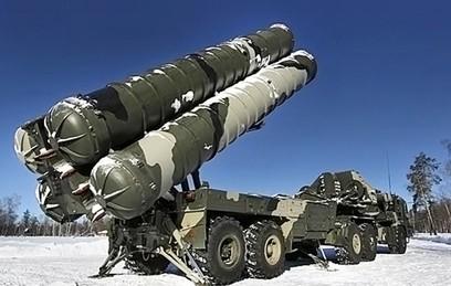 Минобороны показало боевые пуски ракет комплексов С-300