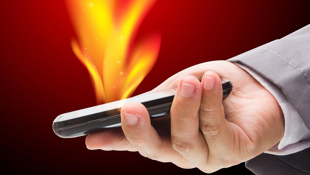 У жителя китайского Чжэнчжоу взорвался смартфон iPhone 7
