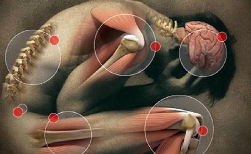 Мышечные зажимы шеи и спины: избавилась раз и навсегда