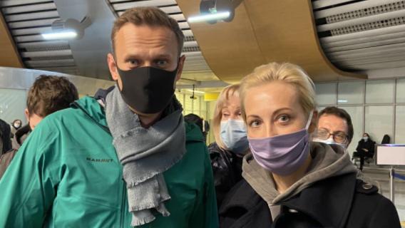 Валерий Соловей: Юлию Навальную будут шантажировать Политика