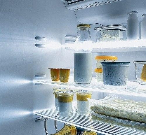 Продукты, которые нельзя хранить в холодильнике...