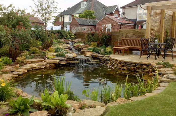 7 вариантов декоративных водоемов, которые можно обустроить на участке дача,ландшафтный дизайн,сад и огород