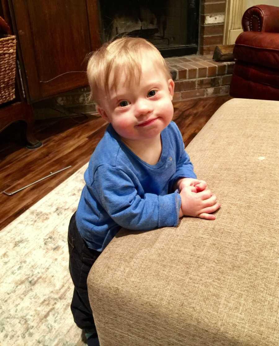 «Когда сыну поставили диагноз, я рыдал 10 часов. Но потом кое-что понял...»