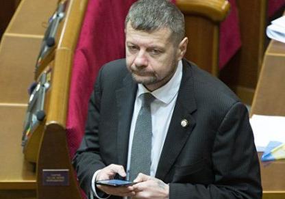 Мосийчук заявил, что Киев может разрешить Собчак визит в Крым